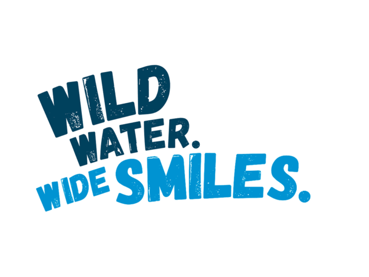Wild water wide smiles