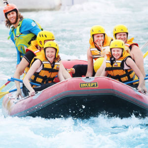 Family Rafting Vouchers
