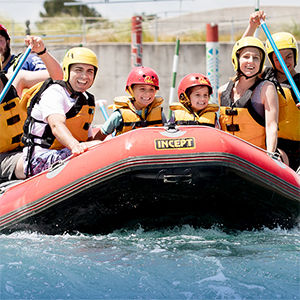 Family Rafting Package (Tamariki River)