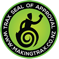 Making Trax Seal