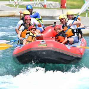 Tamariki River Rafting (Recreational)