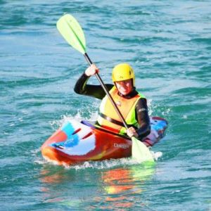 Kayaking Beginner Lesson